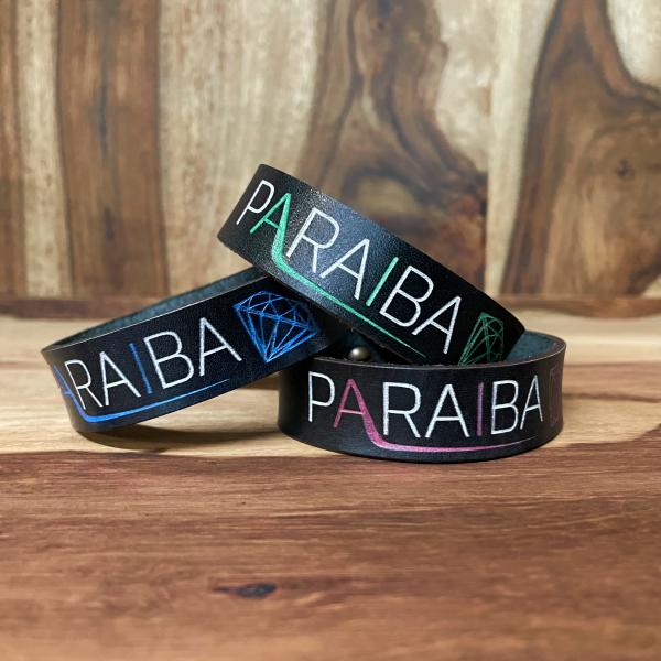 PARAIBA Lederarmband